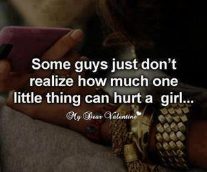 hurt, guy, and quote image