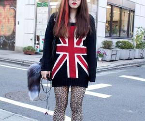 fashion, girl, and asia image