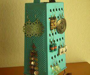 diy, earrings, and nice image