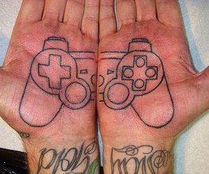 tattoo and game image