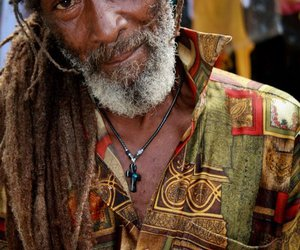 dreads, jah, and jamaica image
