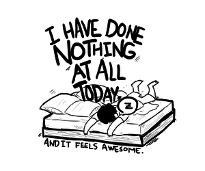 awesome, Lazy, and nothing image