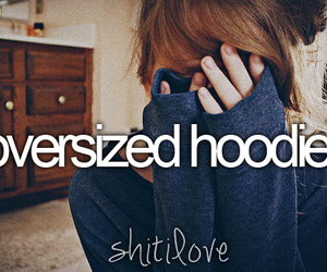 hoodies and oversized image
