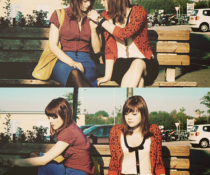 skins, emily fitch, and Katie Fitch image