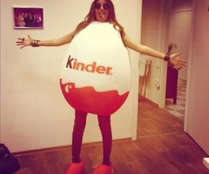kinder, girl, and funny image