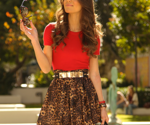 fashion, brunette, and style image