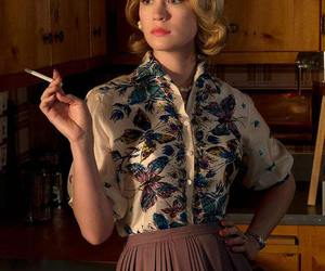 Betty Draper, mad men, and January Jones image