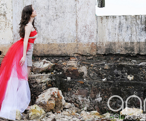 dress, lovely, and princess image