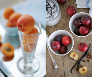apricots, fruit, and healthy image
