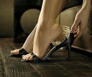 design, feet, and hurt image