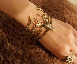 fashion, cool, and bracelet image