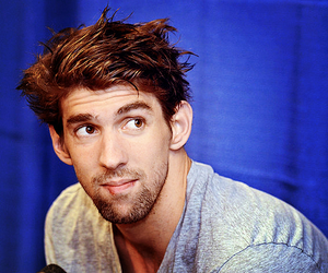 athlete, Michael Phelps, and olympics image