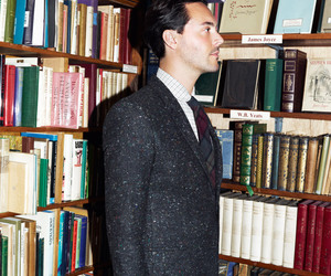 books, suit up, and jack huston image