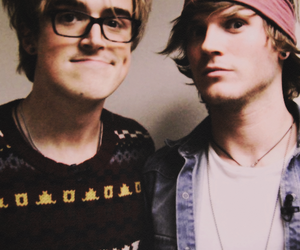 McFly, dougie poynter, and tom fletcher image