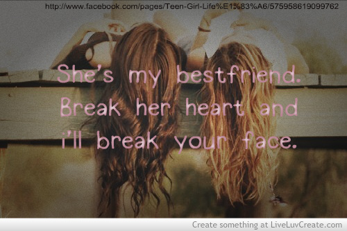 Girls Bestfriend Love Pretty Quotes Inspiring Picture On Favim Com
