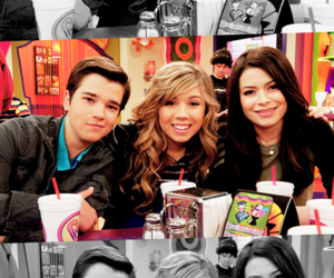 nathan kress, jennette mccurdy, and drew roy image