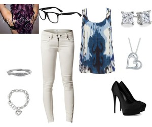 dressy, fashion, and Polyvore image