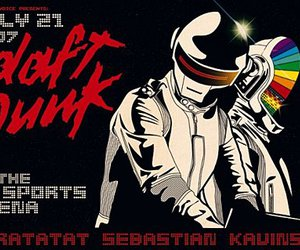 flyer and daft punk image
