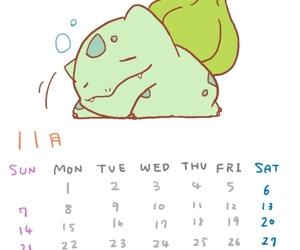 bulbasaur, cute, and illustration image