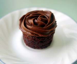 chocolate and cupcake image