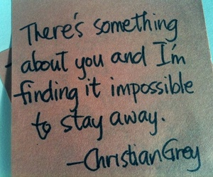 christian grey, quote, and fifty shades of grey image