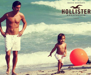 adorable, beach, and hollister image