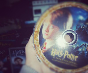 dvd, harrypotter, and tumblr image