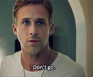 love, ryan gosling, and quotes image