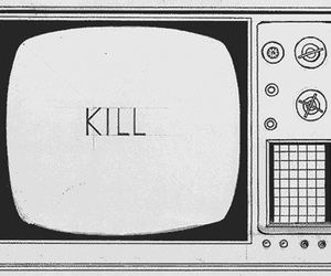 kill, tv, and television image