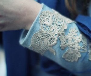 fashion, lace, and vintage image