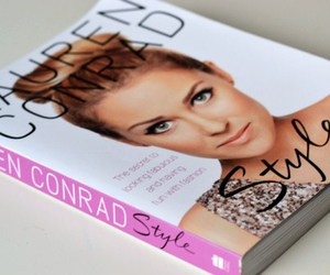 lauren conrad, style, and book image