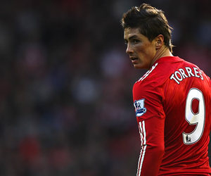 9, fernando torres, and Liverpool image