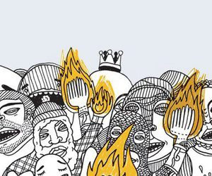 foster the people and torches image