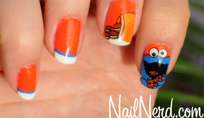 Nail Nerd Nail Art For Nerds How To On We Heart It