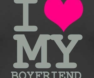 boyfriend, heart, and lovers image
