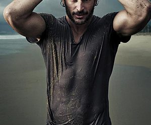 sexy, true blood, and alcide image