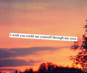 eyes, quote, and wish image