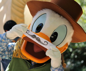disney, duck, and cute image