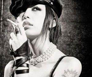 Nana, cigarette, and Mika Nakashima image