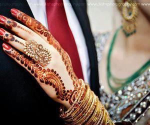henna and wedding image