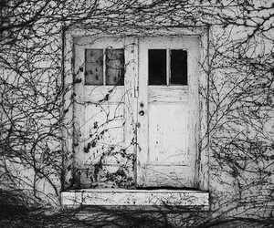 door, cute, and photography image