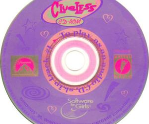cd and purple image