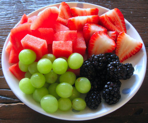 berries, fitness, and health image