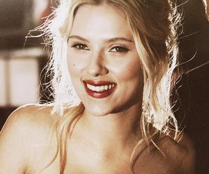 pretty and Scarlett Johansson image