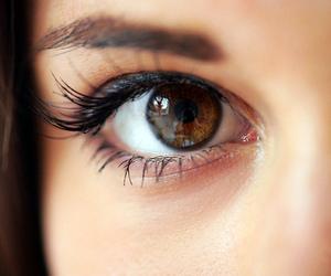 beautiful, girl, and eye image