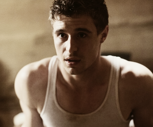 the host, max irons, and Hot image