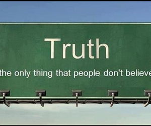 quote, believe, and lies image