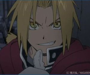 anime, edward, and fullmetal alchemist image