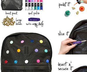 bag, colour, and craft image