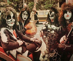 kiss, paul stanley, and rock image